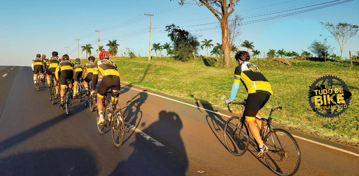 Tudo de Bike Treinamento