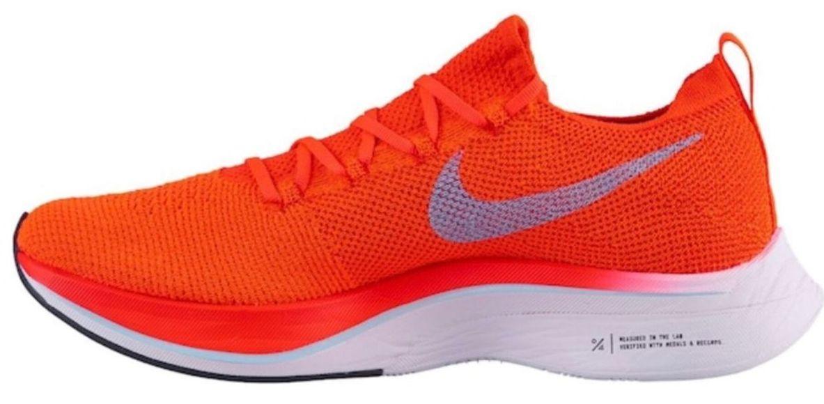 Nike Vaporfly 4 percent