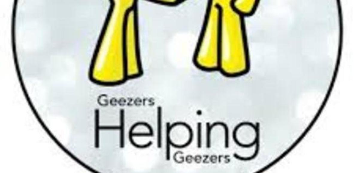 Geezers Helping Geezers