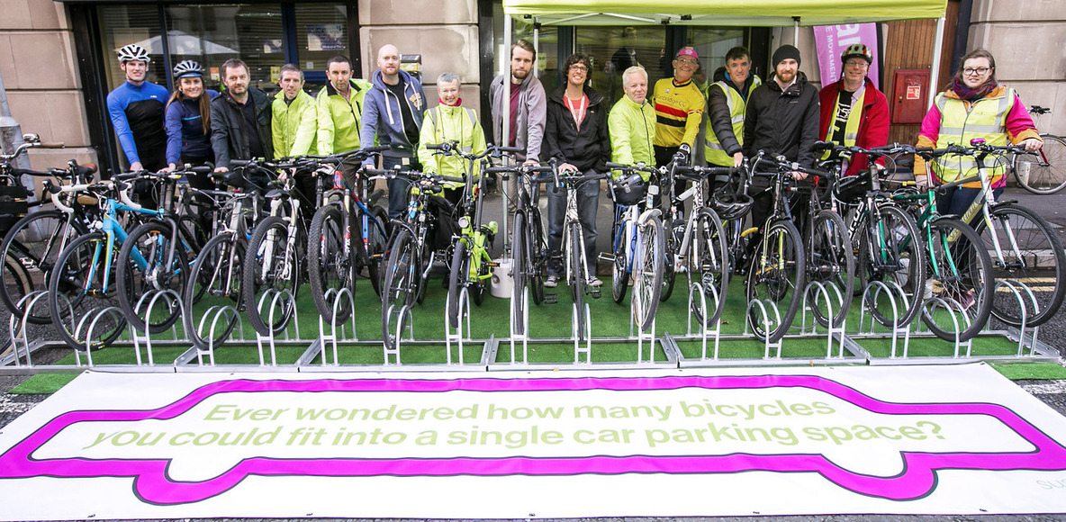 Belfast Health and Social Care Trust Bicycle Users