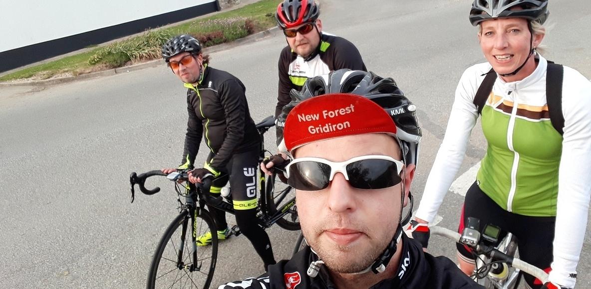 Bartletts Evening Road Bike Ride