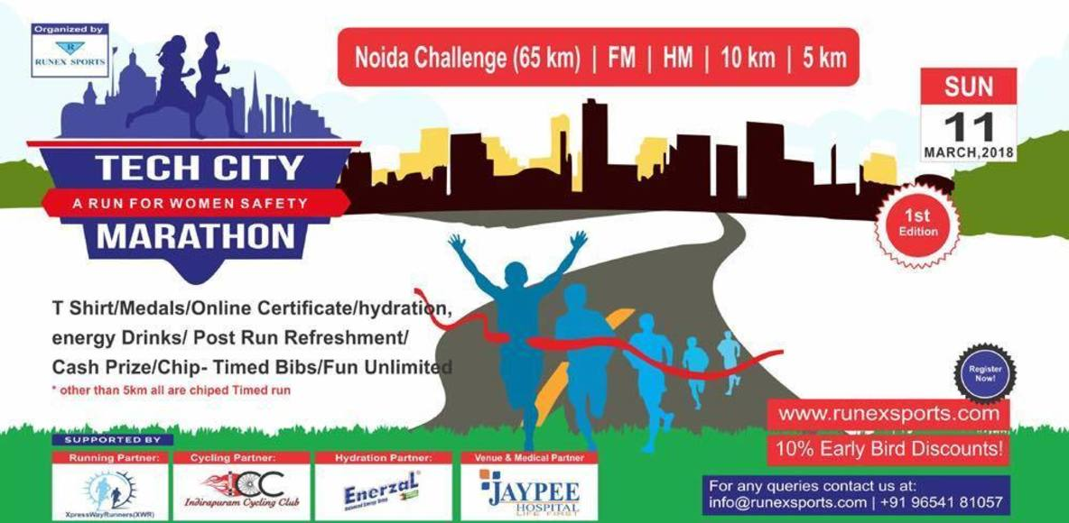 Tech City Marathon