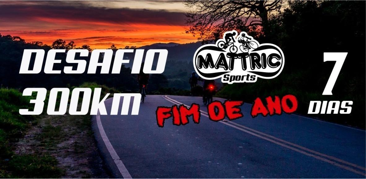 Desafio de altimetria Mattric Sports