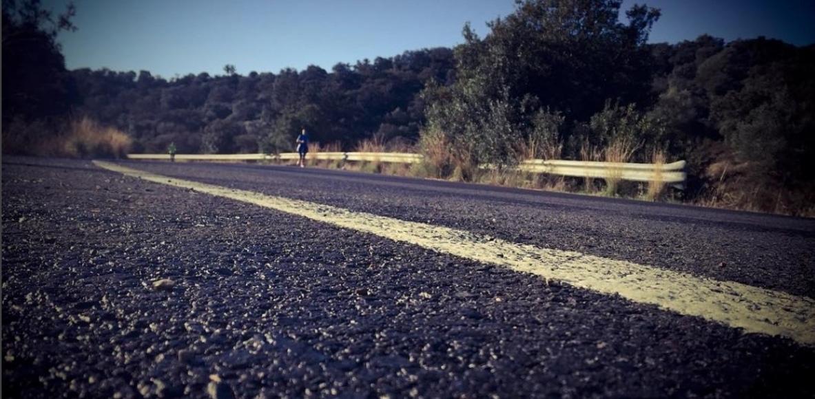 Running Alcolea
