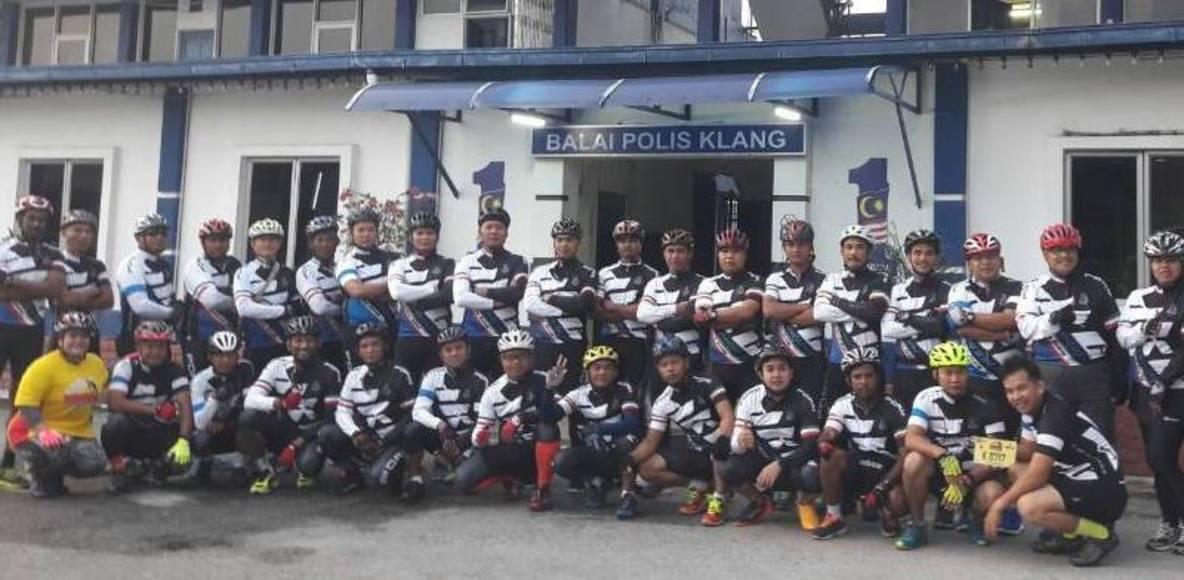 D'COP KLANG CYCLING CLUB ( DKC )