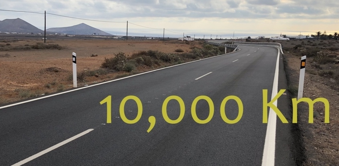 10,000Km 2018 Cycling Challenge