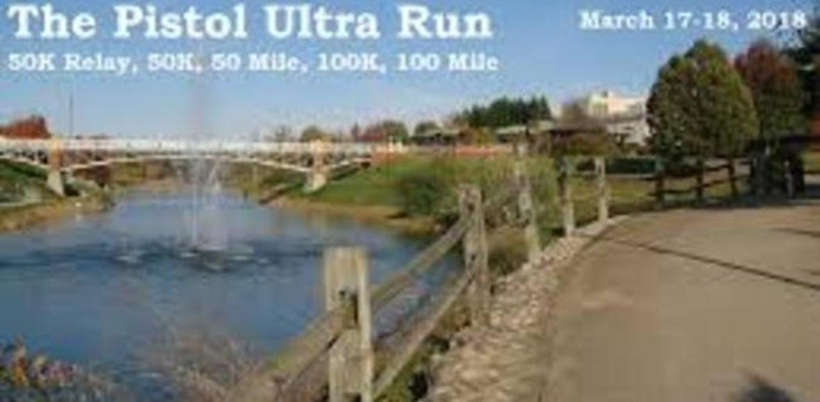 The Pistol Ultra Run