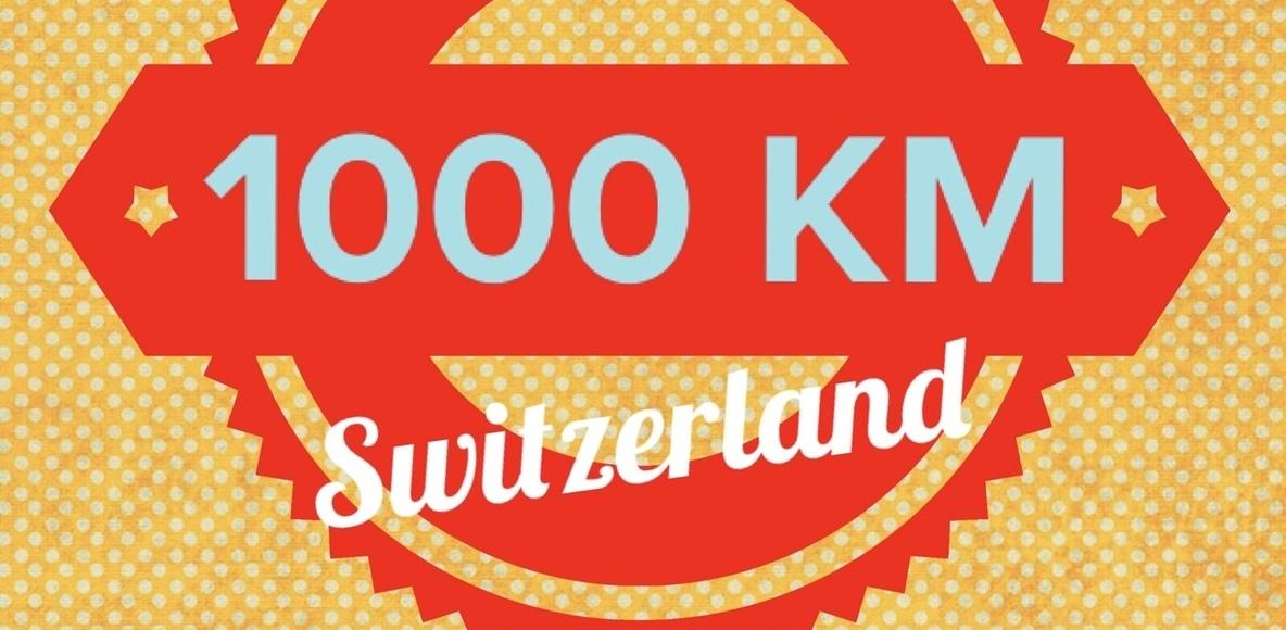 1000 km Switzerland