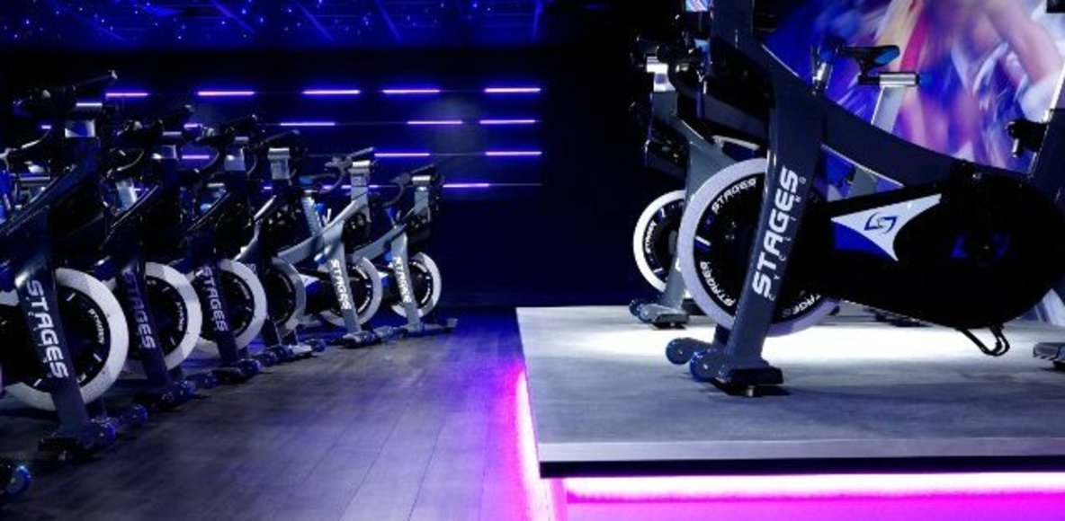 STAGES INDOOR CYCLING EUROPE