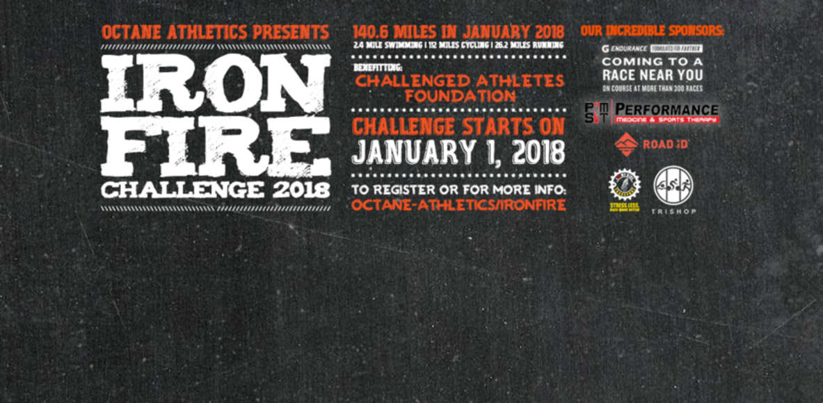 Octane Athletics IRONFIRE Challenge 2018