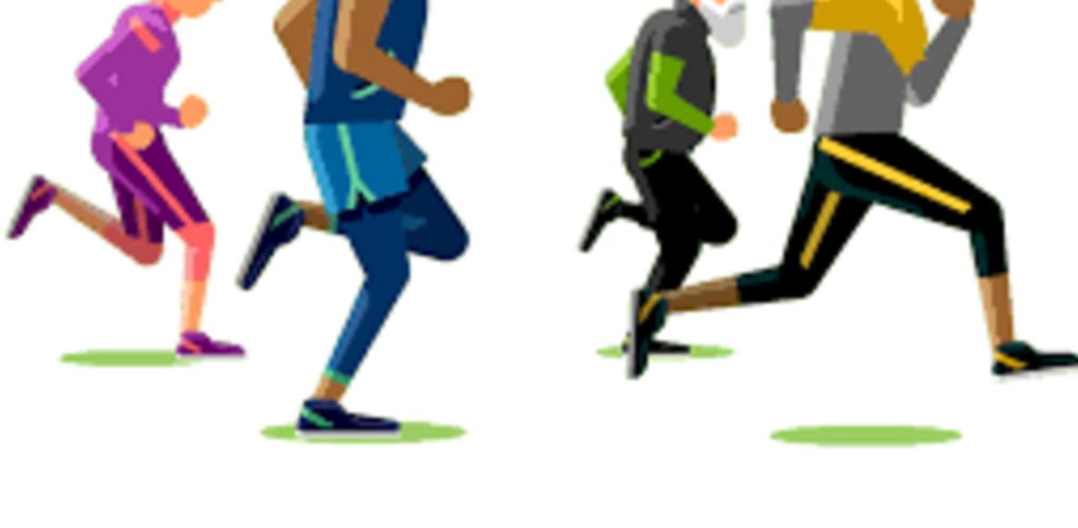 60 Day Running Streak