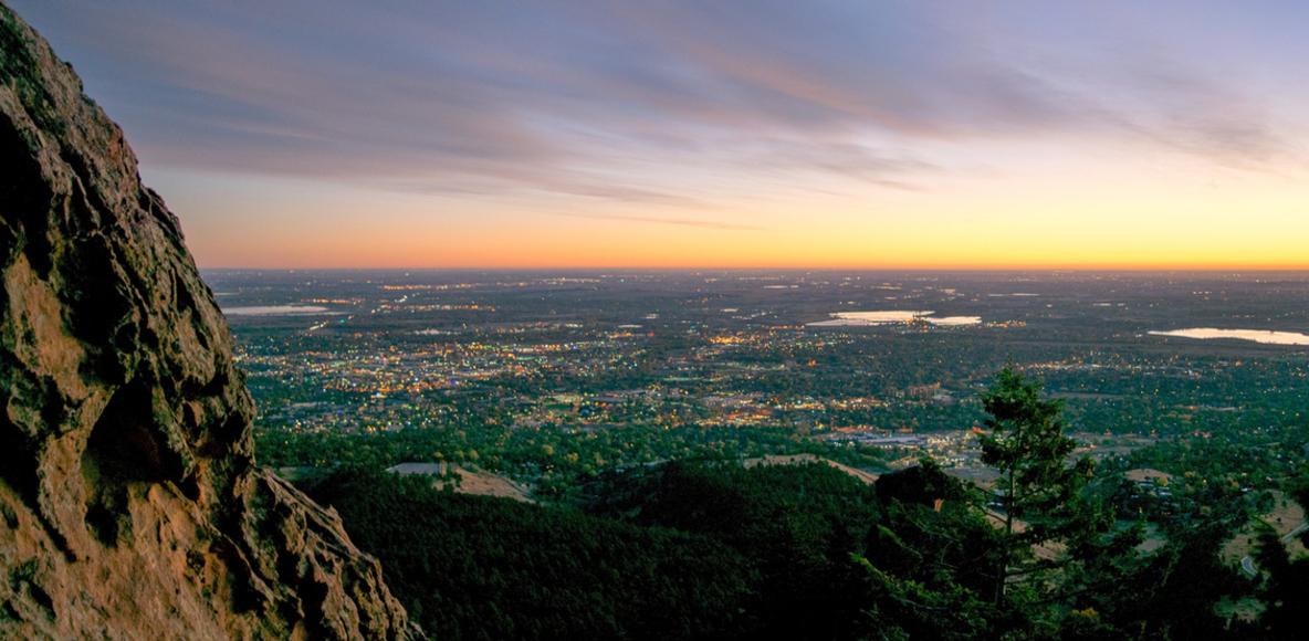 Boulder Sunrise Striders