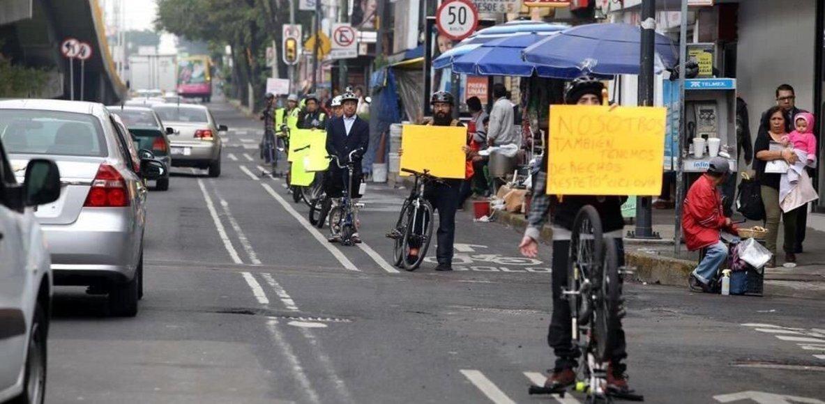 Valla Ciclista CDMX