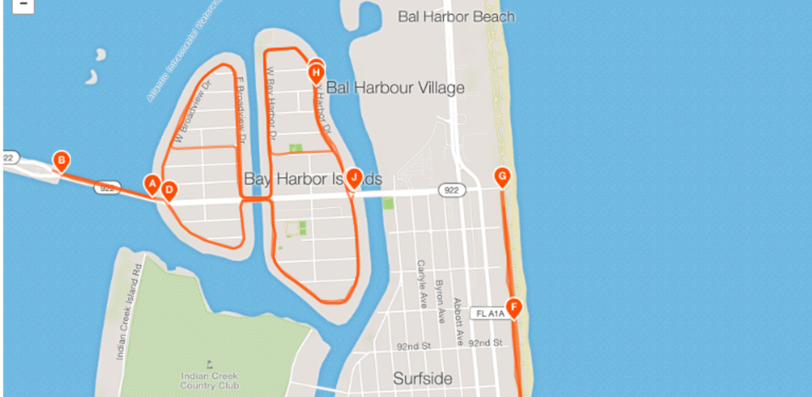 Bal-Bay-Surf Running Club