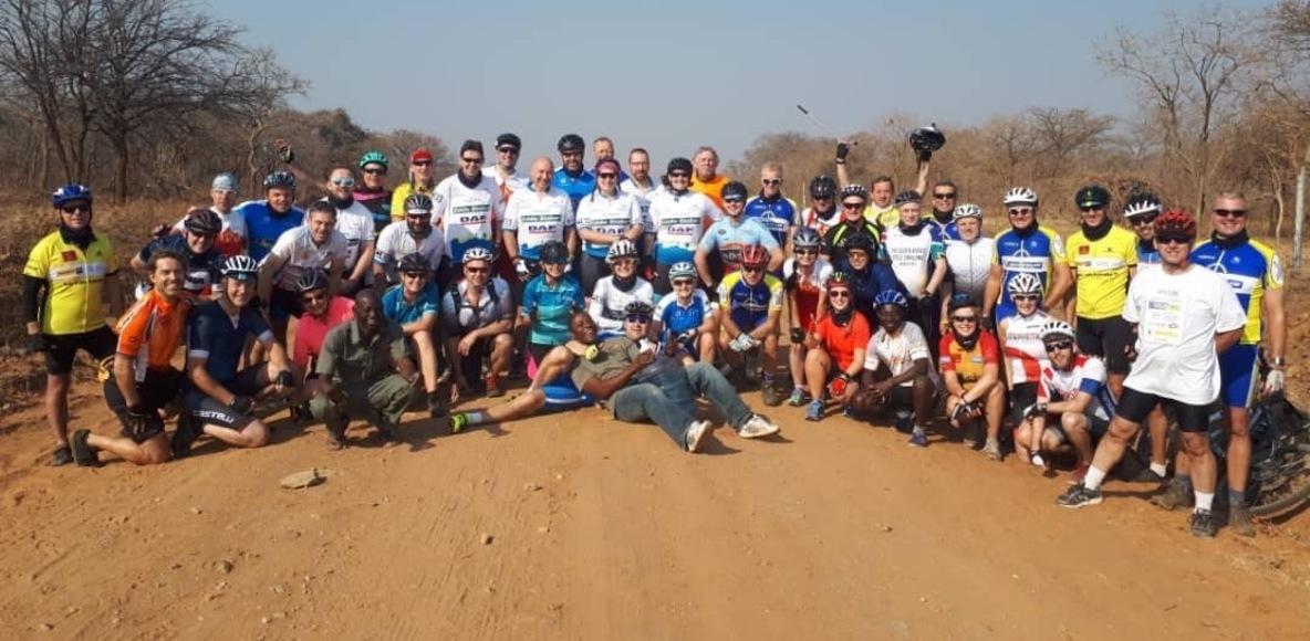 Transaid CYCLE ZAMBIA 2018