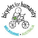 Bicycles for Humanity, Melbourne