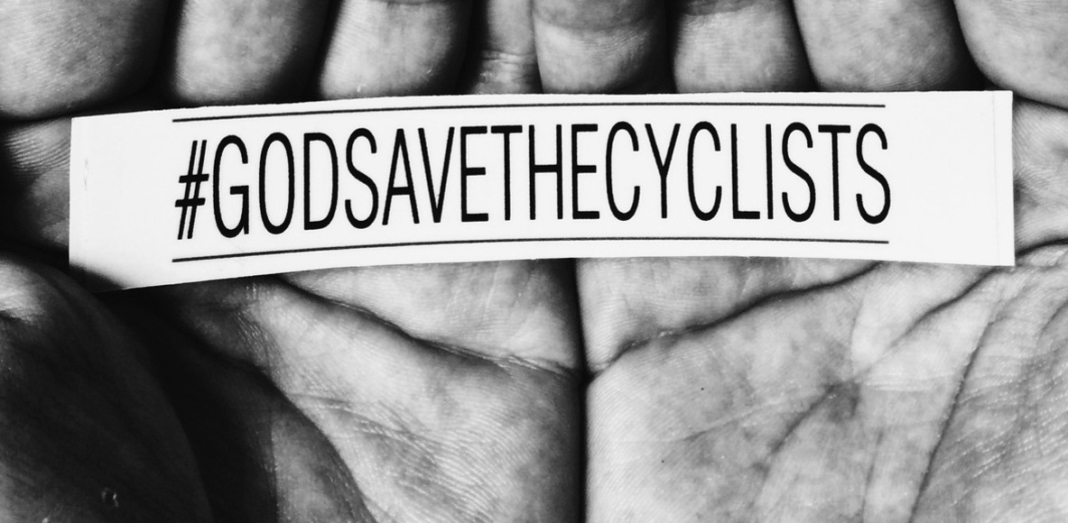 GODSAVETHECYCLISTS by Rhevo Cycling Project