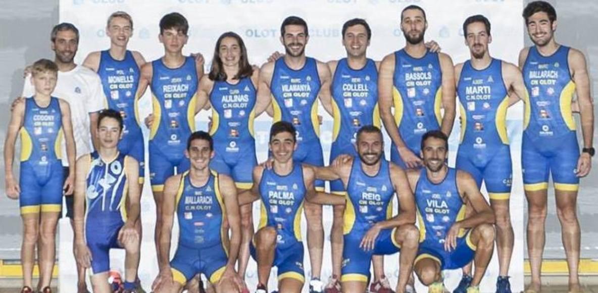 CLUB NATACIÓ OLOT