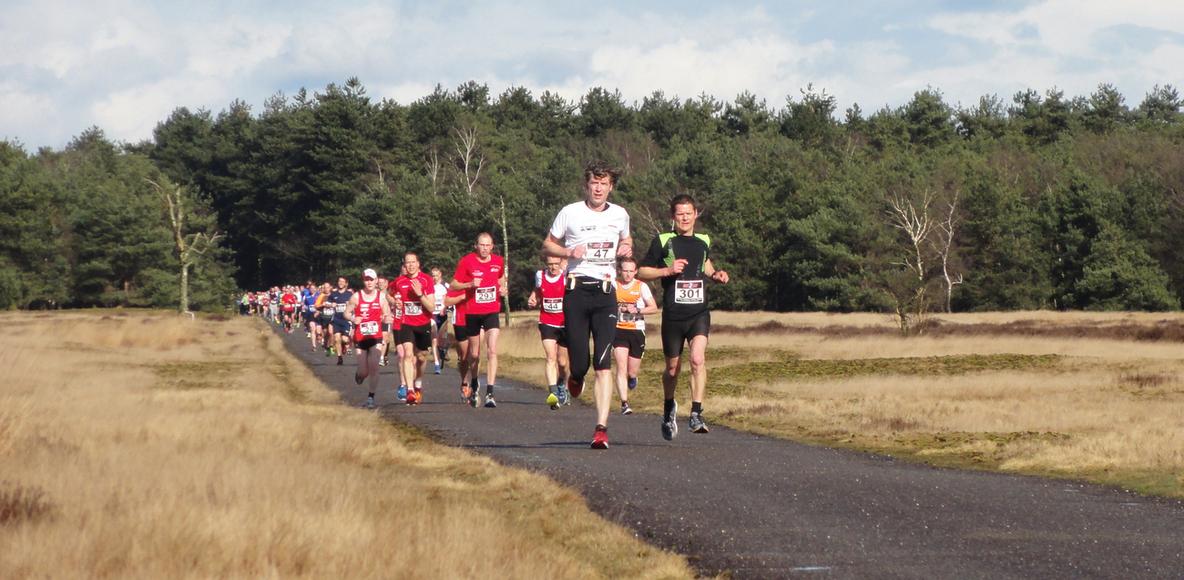 Run Competitie Land van Cuijk  Maasduinen