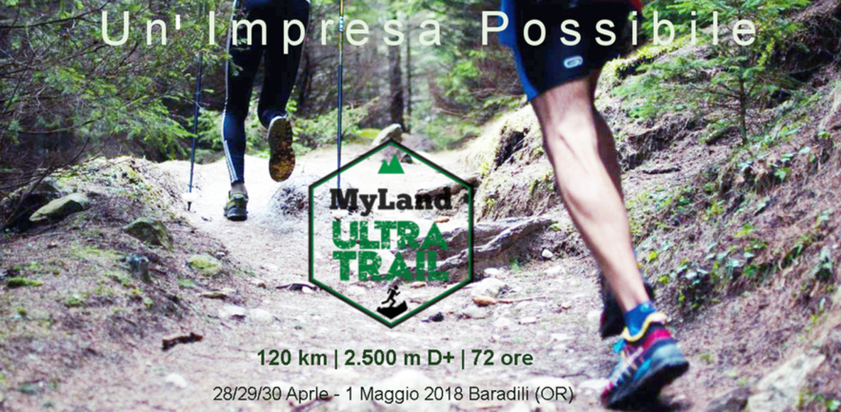 MyLand ULTRA TRAIL