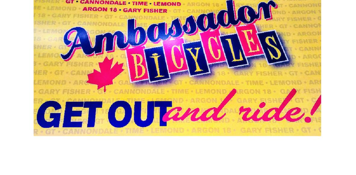 Ambassador Bicycles Inc