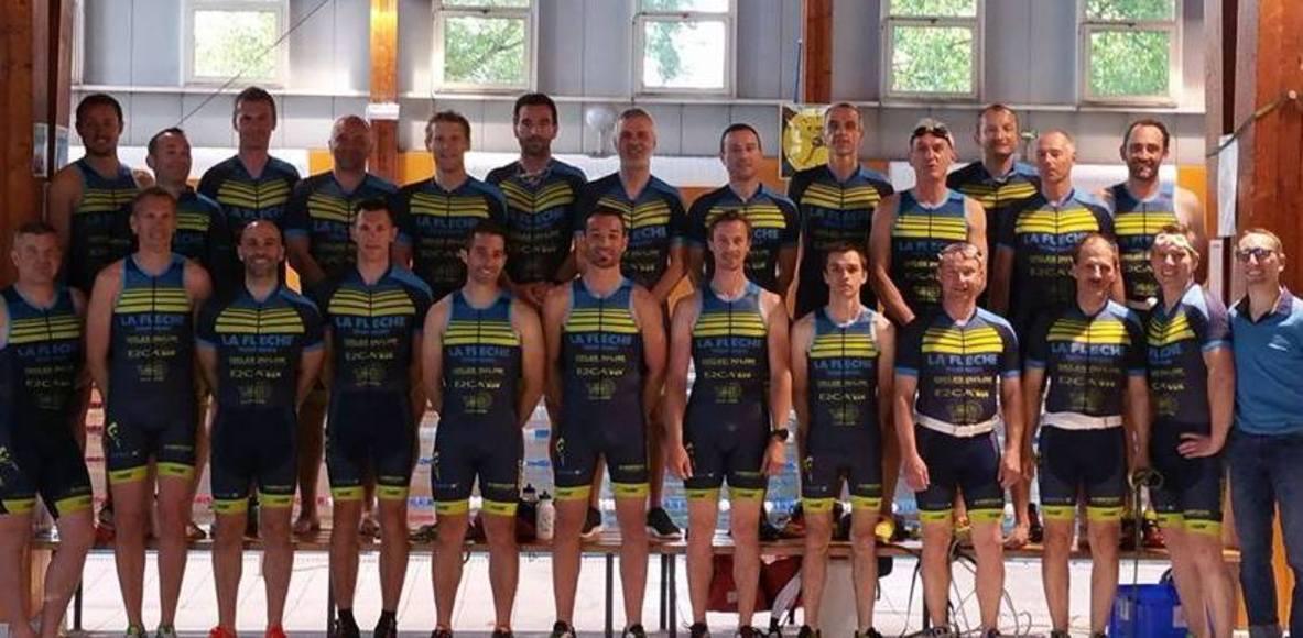 La Fleche triathlon