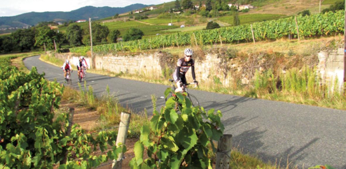 Cyclo Touriste Caladois