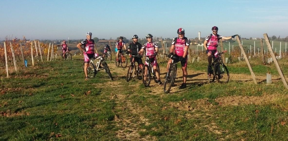Cyclo Club des Graves Les barbousiers