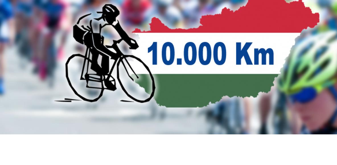 HUNGARY 10.000 Km CLUB