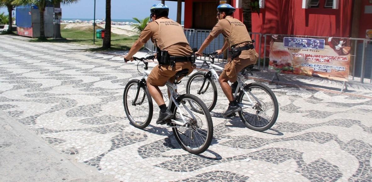 POLICIAL DO PEDAL