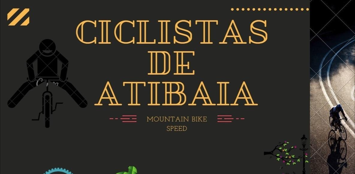 Ciclistas de ATIBAIA