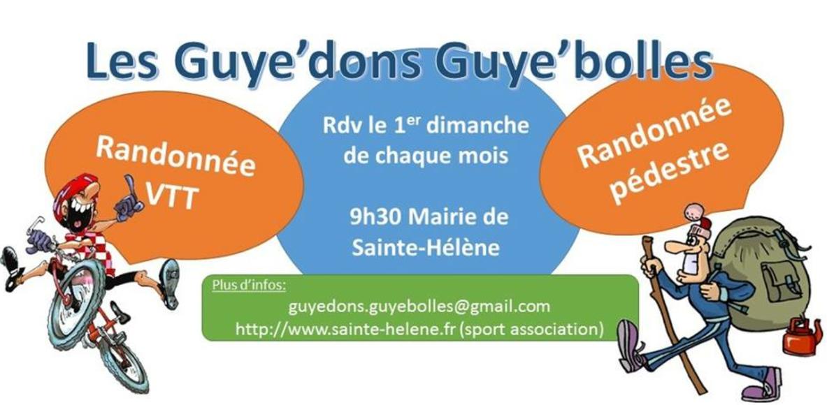 Les Guye'dons Guye'bolles