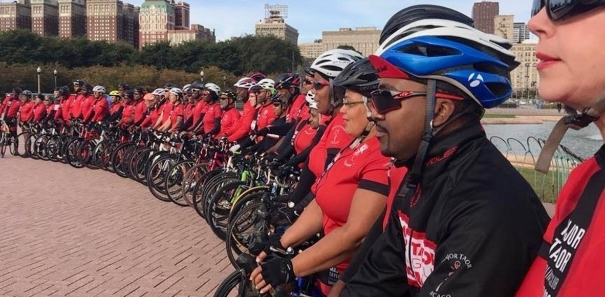 Major Taylor Cycling Club of Chicago