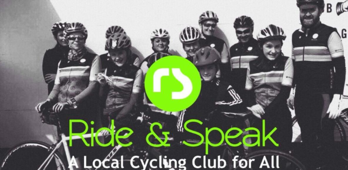Ride and  Speak