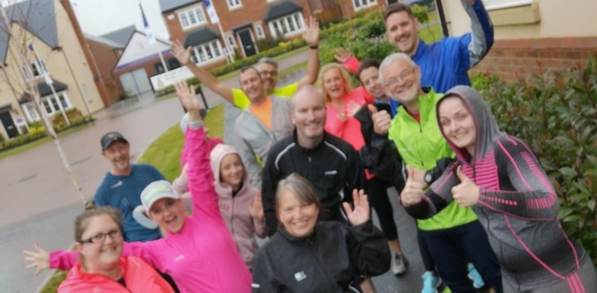 Heyford Aardvarks Running Club
