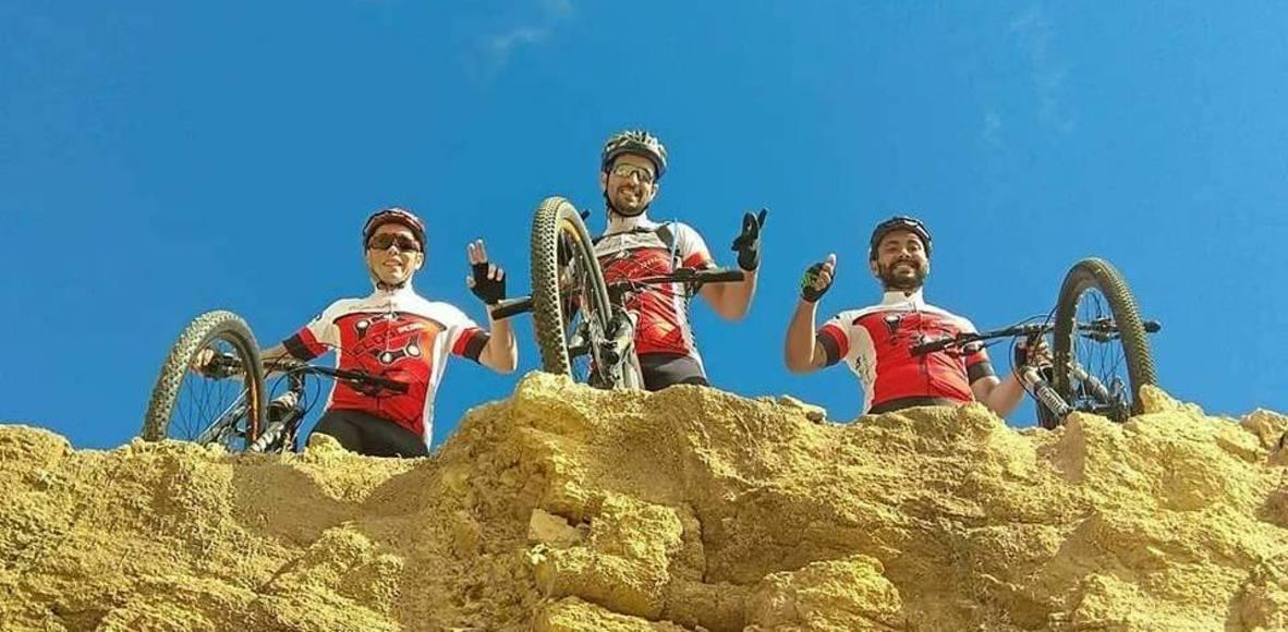Team Elos pedal