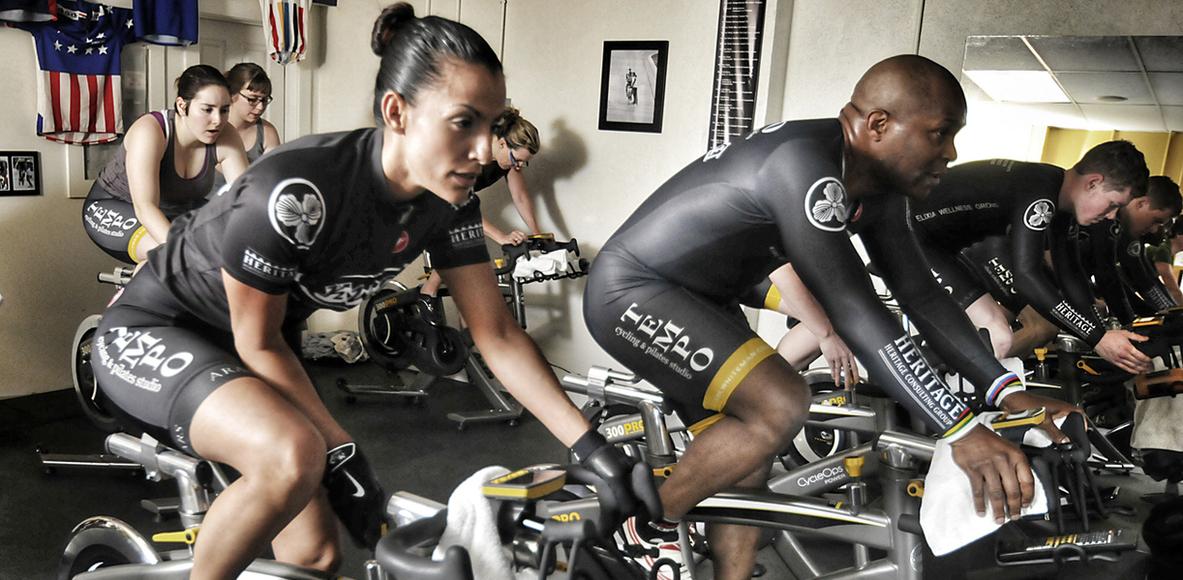 TEMPO cycling  pilates studio