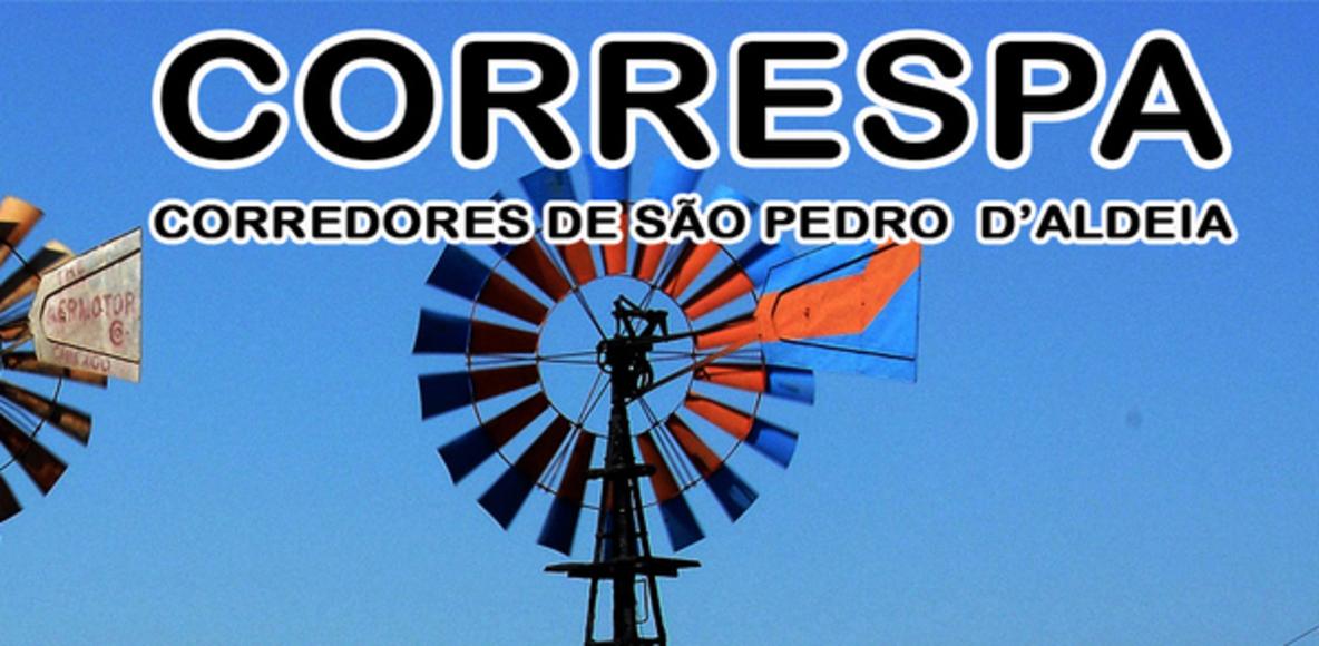 CORRESPA - CORREDORES DE SÃO PEDRO DA ALDEIA
