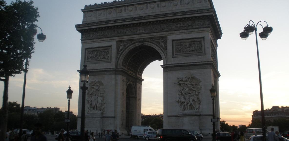 Paris marathon UK runners