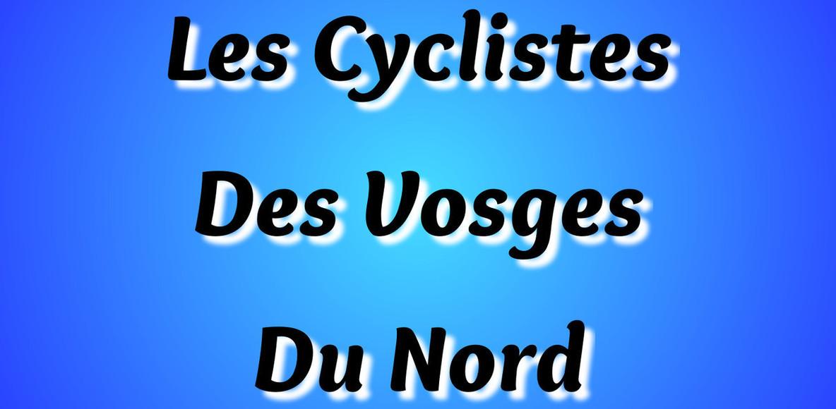 Cyclistes des Vosges du Nord