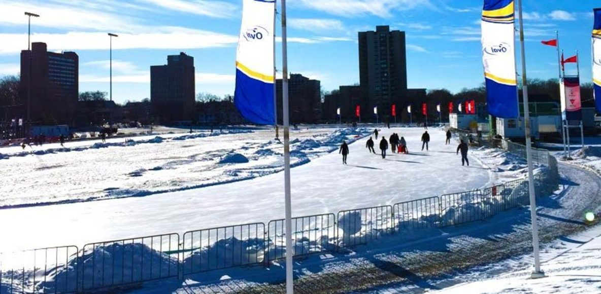 Halifax Oval Speed Skating