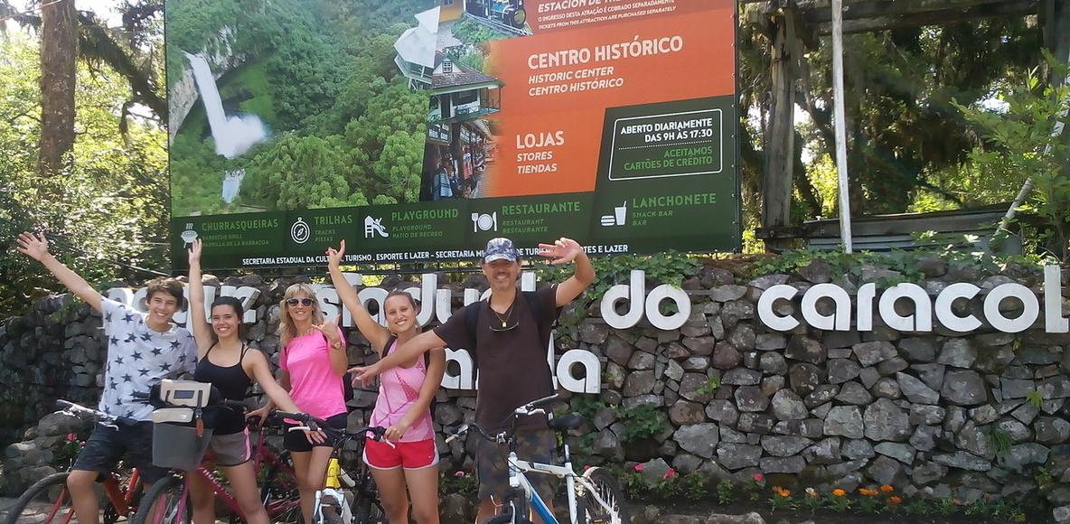 Pedal em Gramado-RS