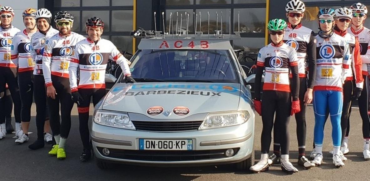 AC4B -Association Cycliste des 4B