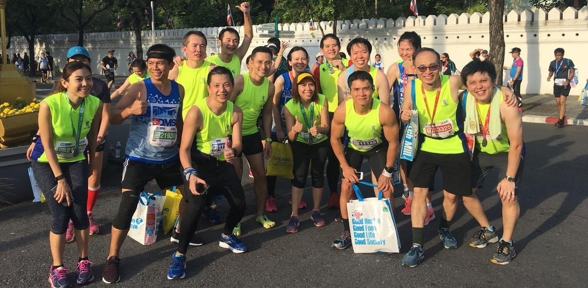 PTTEP Runners