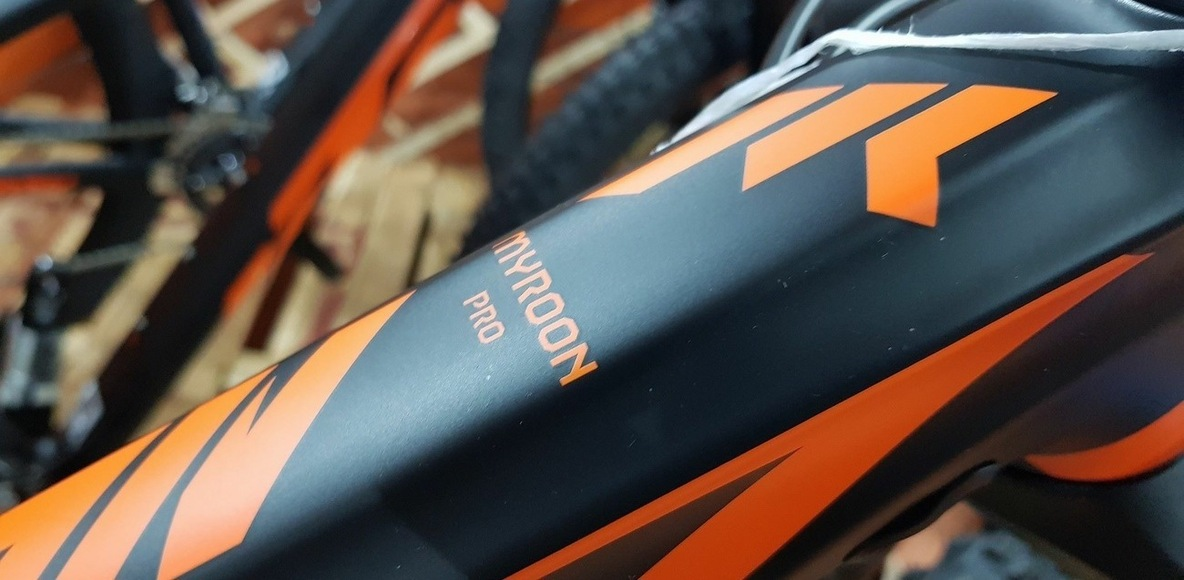 Bungaro Bike KTM MILANO