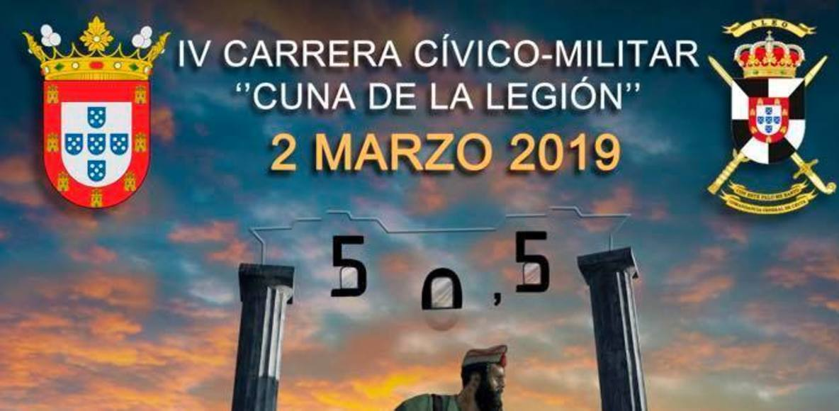 Cuna de la Legión de Ceuta