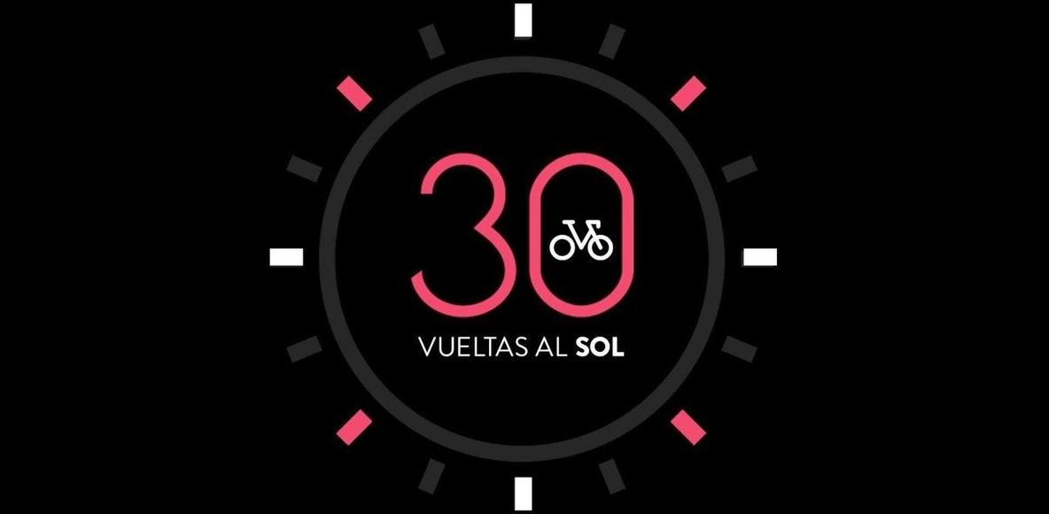 30 Vueltas al Sol!
