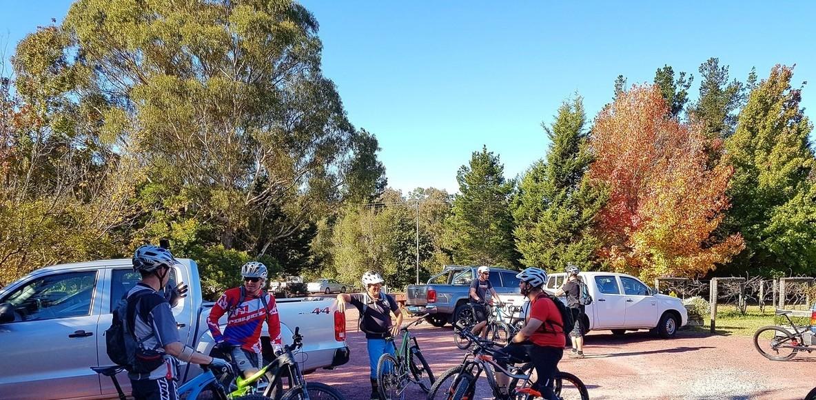 Southern Downs Mountain Biking Club