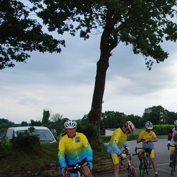 Cyclo Club St Evarzec