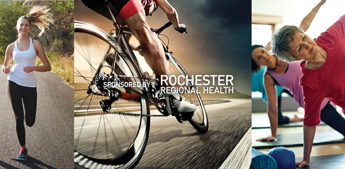 Rochester Regional Health Training Challenge